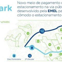 Estacionamento pago via smartphone em Lisboa