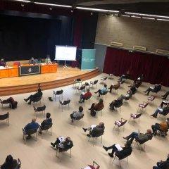 Oliventin@s receberam nacionalidade portuguesa numa jornada técnica em torno da lusofonia