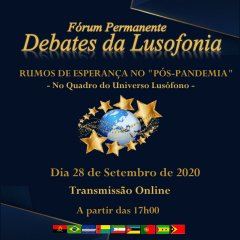 Fórum Permanente - Debates da Lusofonia