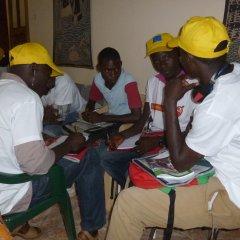 Gestão de resíduos sólidos e limpeza urbana em Bissau