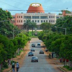 Atribuição de números e nomes de ruas em Bissau