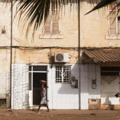 Energia elétrica reforçada em Bissau