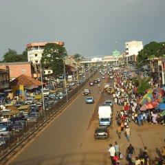 Câmara de Bissau vai reconstruir histórico mercado central