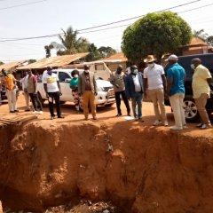 Governo da Guiné-Bissau anuncia reabilitação de estradas
