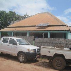 Reabilitação do Centro de Saúde da região de Gabu