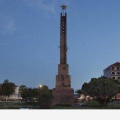 Colaboração para o embelezamento da cidade de Bissau