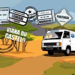 Raid humanitário de ajuda à Guiné-Bissau