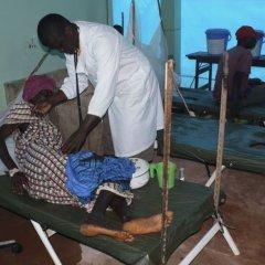 Governo lança projeto de reabilitação de centros de saúde