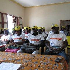 Boas práticas de gestão de resíduos sólidos urbanos pela formação de jovens em bairros de Bissau