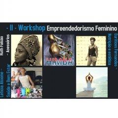 "Workshop ""Empreendedorismo feminino"" na UCCLA"