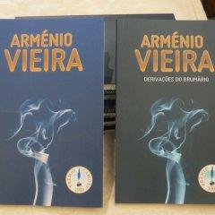 Poeta Arménio Vieira lança dois livros em Lisboa