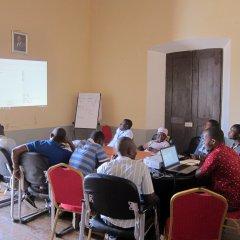 UCCLA promove ação de formação na área do urbanismo na Ilha de Moçambique