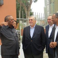 Delegação da UCCLA em Luanda