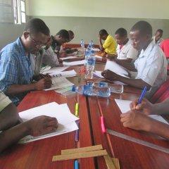 Cluster da Cooperação Portuguesa da Ilha de Moçambique - UCCLA promove atividades educativas na Ilha de Moçambique