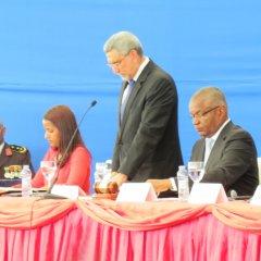 UCCLA presente na tomada de posse do Presidente da República de Cabo Verde