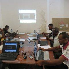 Atividades de urbanismo promovidas pela UCCLA na Ilha de Moçambique