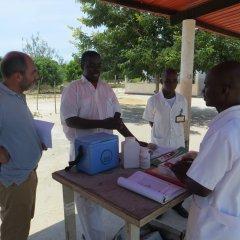 UCCLA colabora com o Camões na Ilha de Moçambique