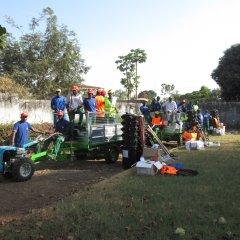 """Ação """"Bissau-Limpeza é Saúde"""""""