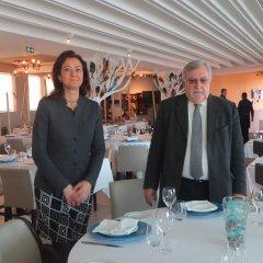Encontro dos Secretários-Gerais da UCCI e UCCLA
