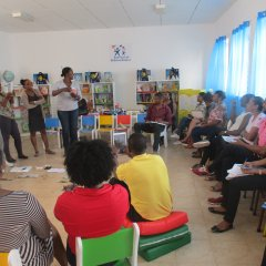 Ação de formação para a Dinamização de Bibliotecas Escolares