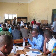 Jornada Pedagógica para melhoria das competências básicas de leitura e escrita na Ilha de Moçambique