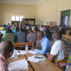 UCCLA inicia oficina de formação na Ilha de Moçambique