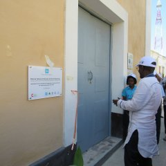 UCCLA inaugura instalações de Turismo na Ilha de Moçambique