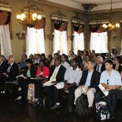UCCLA promoveu debate sobre térmitas