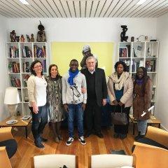 Conselho Municipal de Maputo e UCCLA promovem programa de intercâmbio com jovens escritores