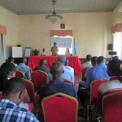 Jornada Pedagógica na Ilha de Moçambique
