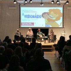 """UCCLA recebeu o lançamento do livro """"O Visionário"""" de Rosabela Afonso"""