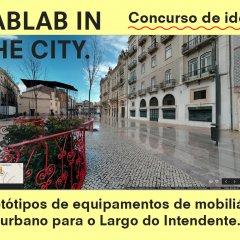 Concurso de ideias para mobiliário urbano do Largo do Intendente