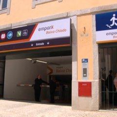 Novo parque de estacionamento na Baixa-Chiado