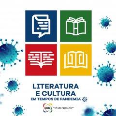 """Livro """"Literatura e Cultura em Tempos de Pandemia"""""""