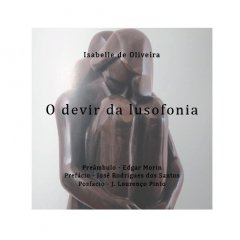 """livro """"O devir da lusofonia"""" de Isabelle Oliveira"""