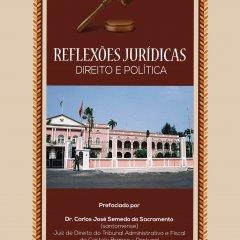 """Lançamento do livro """"Reflexões Jurídicas-Direito e Política"""" de Hilário Garrido"""