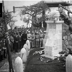 Restauro do Monumento aos Combatentes de Loures mortos na Grande Guerra