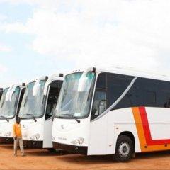 Luanda com novas rotas de transporte público