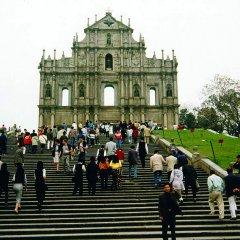 Encontro com Delegação de Macau