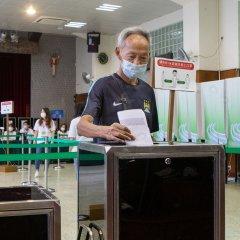 Eleição dos Deputados à Assembleia Legislativa de Macau