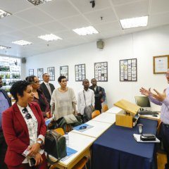 Macau inicia programa de formação de quadros do sector do turismo de países de língua portuguesa