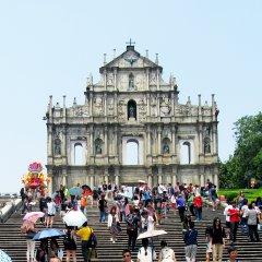 Deslocação a Macau do Secretário-Geral da UCCLA e do Governador da Província de Luanda