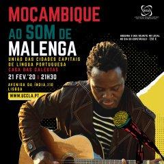 Moçambique ao som de Malenga na UCCLA
