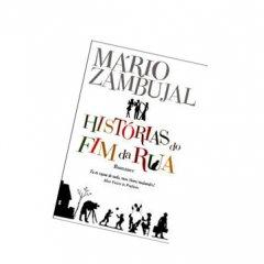 """Livro """"Histórias do fim da rua"""" de Mário Zambujal"""