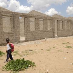 Nampula constrói novas escolas