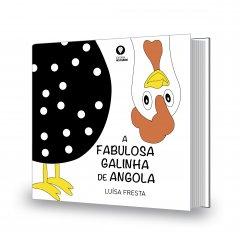 """Lançamento do livro """"A fabulosa galinha de Angola"""" de Luísa Fresta na UCCLA"""