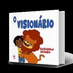 """Lançamento do livro """"O Visionário"""" de Rosabela Afonso na UCCLA"""