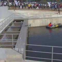 Inaugurado sistema de drenagem de águas pluviais na Beira