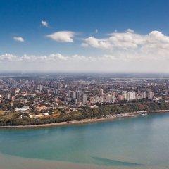 Construção de habitações em Maputo