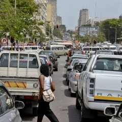 Novo projeto de transportes públicos arrancou em Maputo